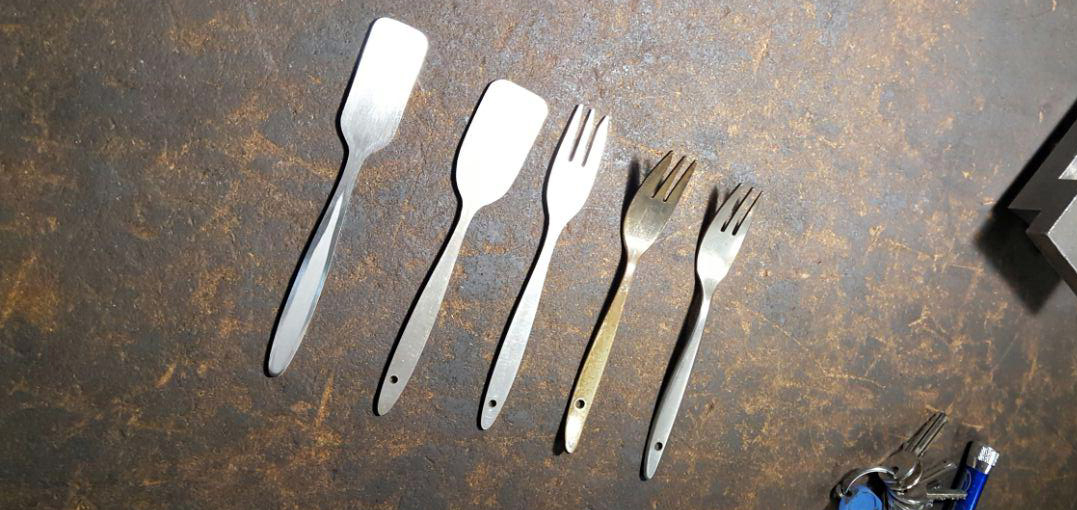 Stages of fork production