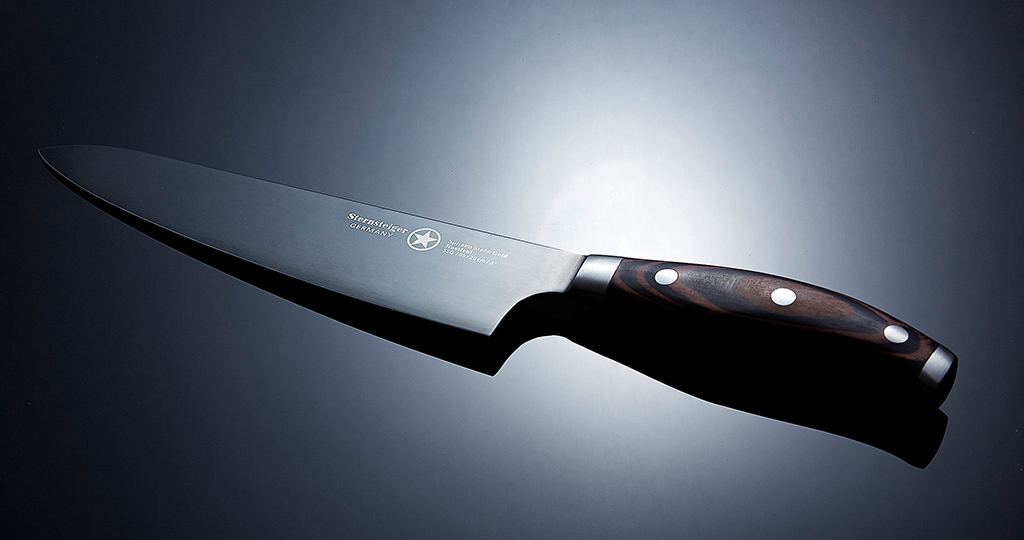 Titanium Chef's Knife